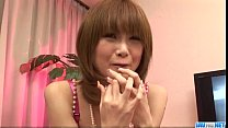 Rika Sakurai deals toys down her wet pussy porn videos