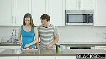 BLACKED Tali Dovas Boyfriend Lets her Try a Big...