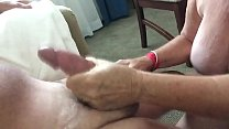Grandma gives handjob in Cabo 2016 thumb