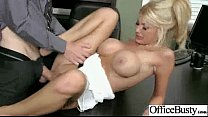 Busty Office Girl (kayla kayden) Like Hardcore ...