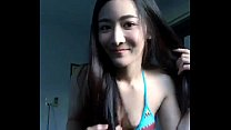 young hot cute sexy asian girl strip thumbnail