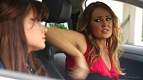 Teen Alison Rey tries to trick her Step Mom Ele...