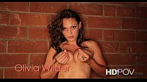 HDPOV Olivia Wilder naked and fucking your big ...