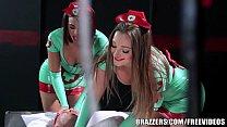 healing sexual with help luna and dani nurses sexy - Brazzers