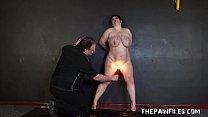 Amateur bdsm and hot wax punishment of mature b...