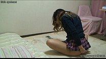 Miniskirt Japanese schoolgirl Karen Uehara