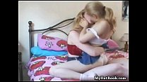 Pretty amateur lesbo teenagers first time