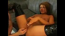 pounded behind her getting maria Rio
