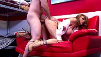 Blonde Tutor Julia Ann Fucks Nerdy Pupil!