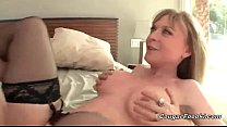 Awesome MILF rides cock like a pro