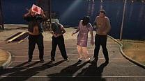 Rosa Dançarina Sapeca