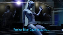 Mass Effect - Blue Dawn