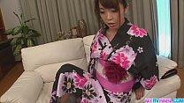 Hot japanese bondage and toy fucking with Marika porn videos
