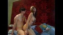 young amateur couple
