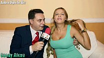 Candy Alexa undressed and masturbates herself f…