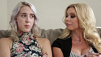 Teaching mom and step-daughter - Cadence Lux, Briana Banks, Sandy Fantasy porn videos