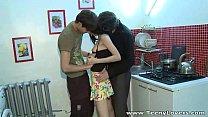 Unplanned threesome porn videos