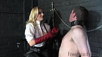 Off The Wall part2 - Mistress Akella - FemmeFat...