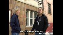 CZECH STREETS - MONIKA porn videos