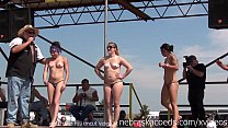 naked amateur pole dancing finalists at iowa bi...