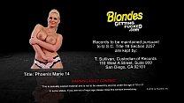 fucked gets marie phoenix pornstar Blonde