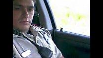 Policial batendo uma (police masturbating) porn videos