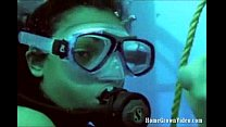 mergulhadores Fodendo