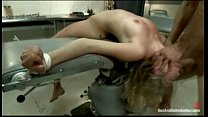 Sexy nurse held hostage and fucked in bondage f...