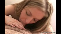 College Babe Blowjob Nice