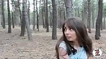 woods the in sex hardcore - Perseguida
