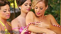 twistys   ariana marie abigail vs nicole aniston