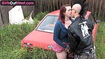 Girls Out West - Amateur Australian punk couple...