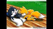 Cute Furry Cartoons!