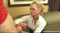 jerking loves lady mature Naughty