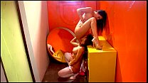 London Keyes and Capri Cavanni Play With Candy