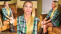 amateur mommy gets naughty on casting couch