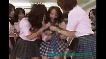 School Girls Gangbang And Force New Student Into Class porn videos