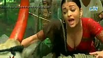 bollywood actress aishwaria rai huge boobs deep...