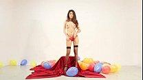Thai model nude photoshoot XXX