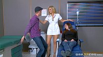 brazzers   julia ann is one hot nurse