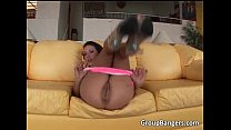 Two hot girls trying to satisfy bunch