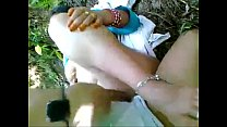 New..  hot dasi couple  outdoor thumb