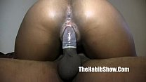 phatt ass juicy thick red carmel cakes pussy too tight banged by BBC - download porn videos