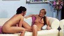 Anal Enticement sensual lesbian scene by SapphiX