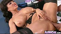 (lisa ann) Slut Girl With Big Wet Olied Butt Ge...