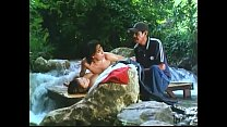 Guy Fucks a Cute Teenager By the River