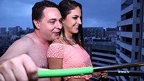 Porn Star Carolina Abril with Andrea Dipre' in ... thumb