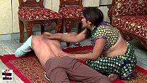 HINDI HOT SHORT MOVIE # भाभी देवर की तेल मालिश # Devar Bhabhi Hot Romance During Oil Massage - YouTu porn videos