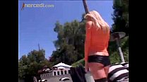 Blonde Slut Has Her Ass Gapped, Anal Babe Big T...