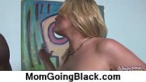 Watching-My-Mom-Go-Black-Flower-Tucci clip1 01